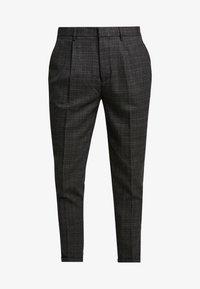 Piazza Italia - PANTALONE - Trousers - grigio - 4