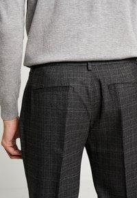 Piazza Italia - PANTALONE - Trousers - grigio - 5