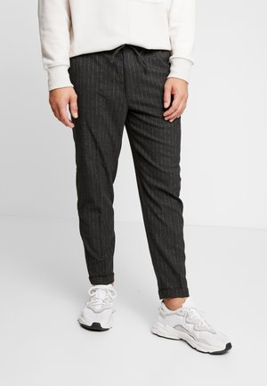 PANTALONE - Pantalones - mottled dark grey