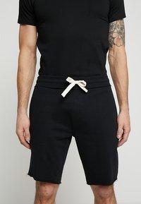 Piazza Italia - FELC - Teplákové kalhoty - black - 4