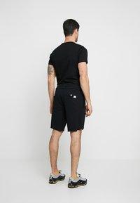 Piazza Italia - FELC - Teplákové kalhoty - black - 2