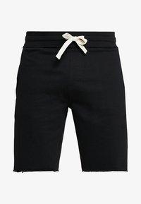 Piazza Italia - FELC - Teplákové kalhoty - black - 3