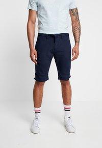 Piazza Italia - LACCIUO - Shorts - blue - 0