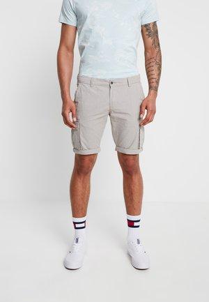 TASCOUO - Cargo trousers - grigio
