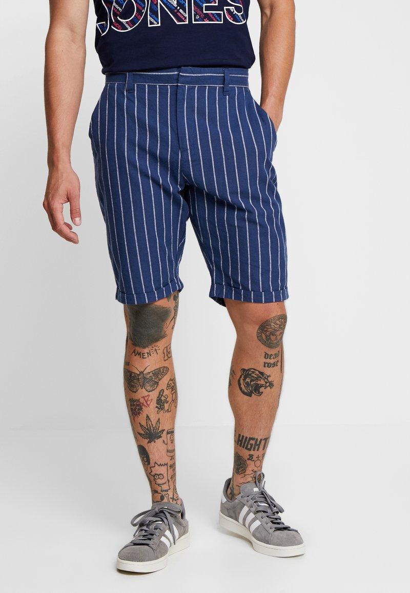 Piazza Italia - Shorts - blue