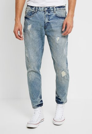 Vaqueros tapered - denim