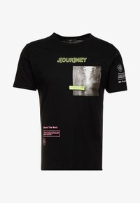 Piazza Italia - T-shirts print - black - 3
