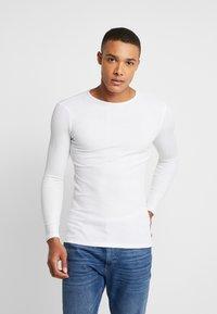Piazza Italia - Langærmede T-shirts - bianco - 0