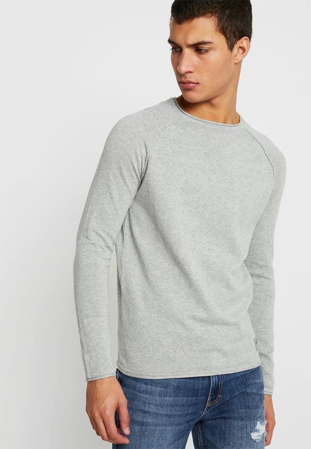PARMLUO - Jumper - grey melange