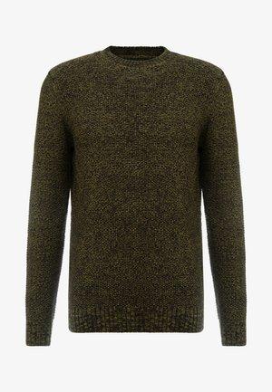 MAGLIA - Stickad tröja - verde