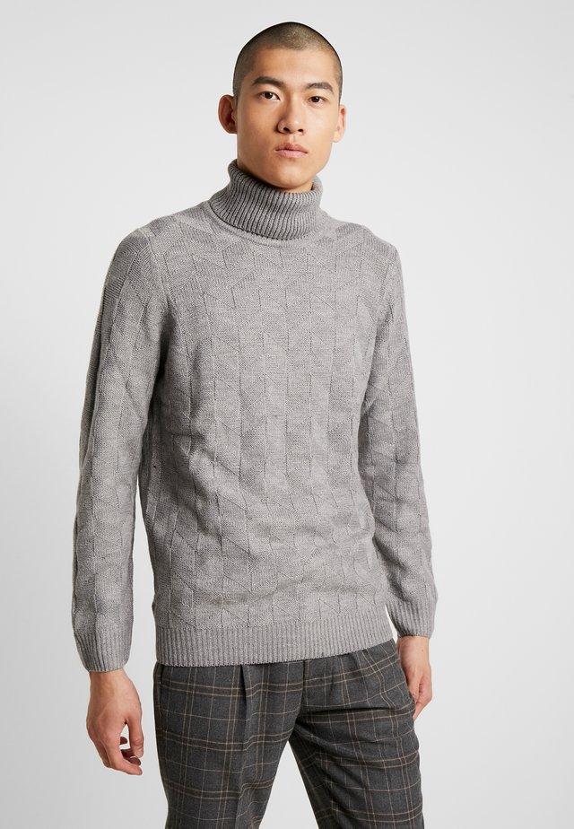 MAGLIA - Strikpullover /Striktrøjer - grigio