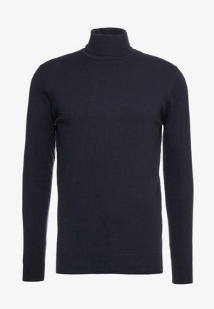 MAGLIA SLIM FIT - Pullover - blue