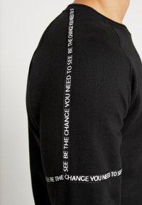 Piazza Italia - Sweater - nero - 4