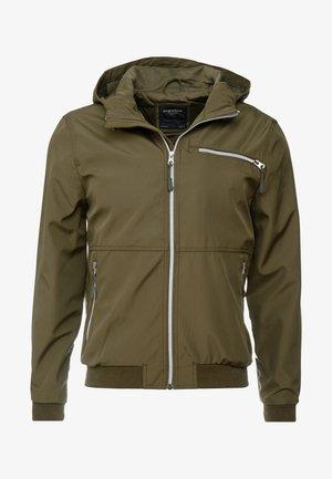 GIUBBOTTO - Summer jacket - khaki