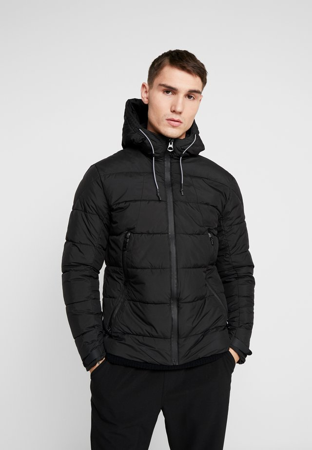 GIUBBOTTO - Light jacket - black