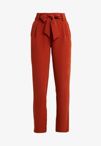 PIECES Tall - PCHIPA PANTS - Trousers - picante - 5