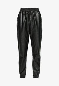 PIECES Tall - PCNELLAH PANTS - Pantaloni - black - 3