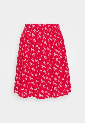 Mini skirt - goji berry