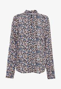 PIECES Tall - PCNOEMI - Button-down blouse - black - 4