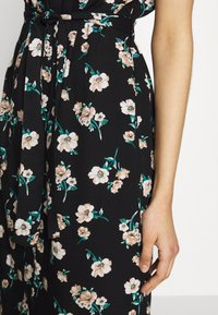 PIECES Tall - PCNYA DRESS - Skjortekjole - black - 5