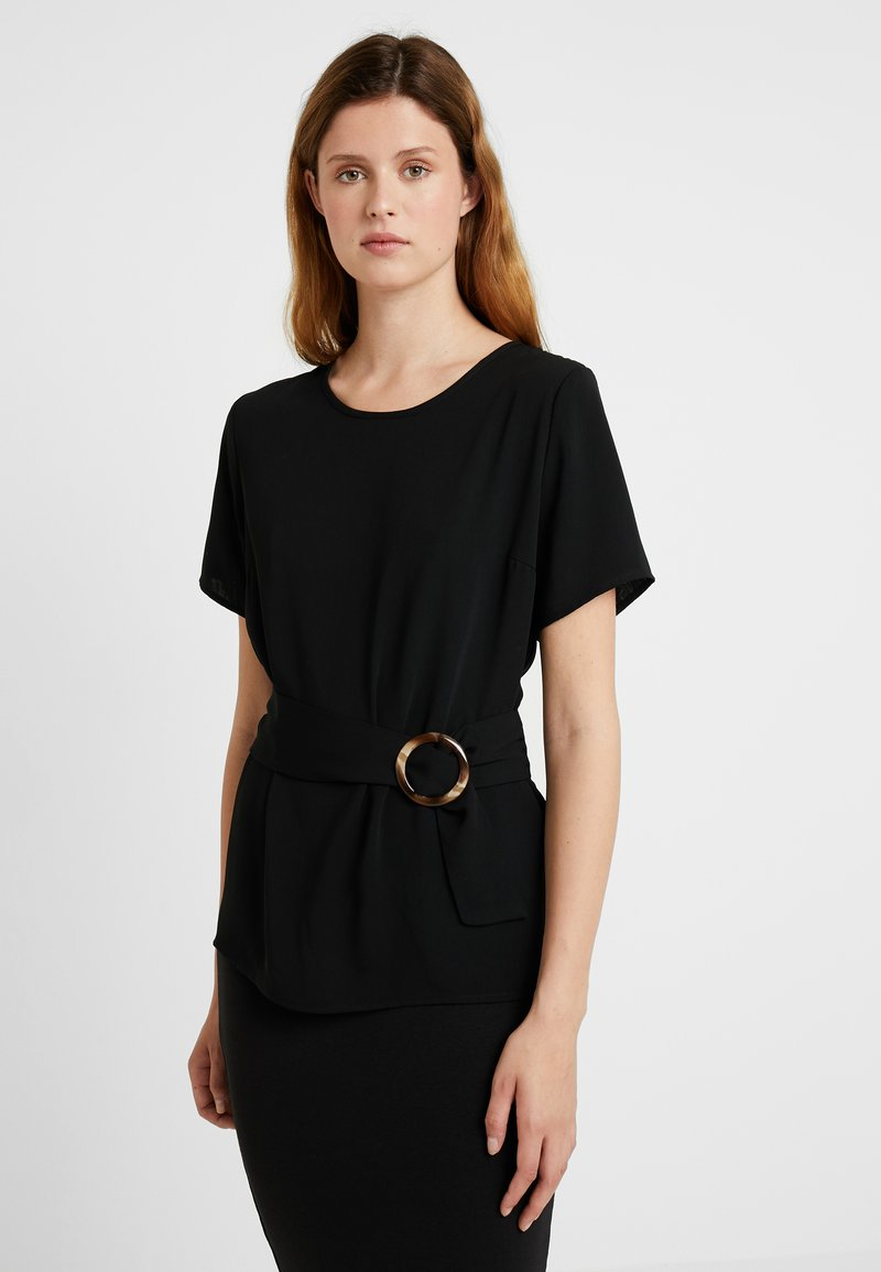 PIECES Tall - PCLISA - Bluse - black
