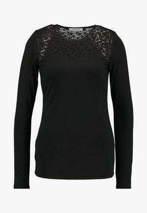 PCLASINA - Long sleeved top - black