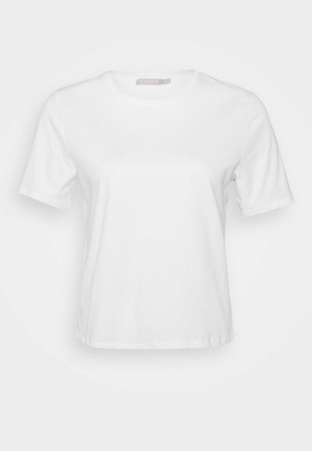 CROP TALL 2 PACK  - T-shirts basic - bright white