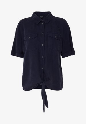 PCNINI - Camisa - evening blue