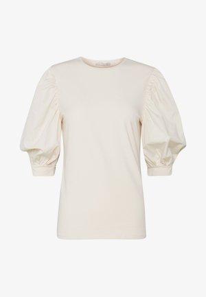 PCOMA TEE  - Bluser - whitecap gray