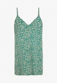 PIECES Tall - PCNYA SLIP - Topper - verdant green - 1