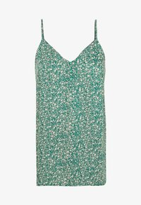 PIECES Tall - PCNYA SLIP - Topper - verdant green - 0