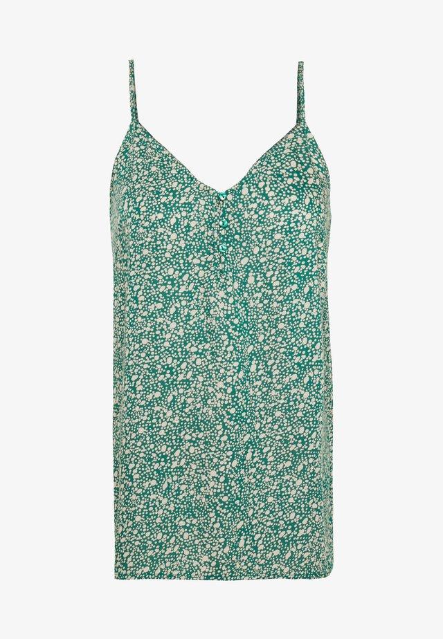 PCNYA SLIP - Topper - verdant green