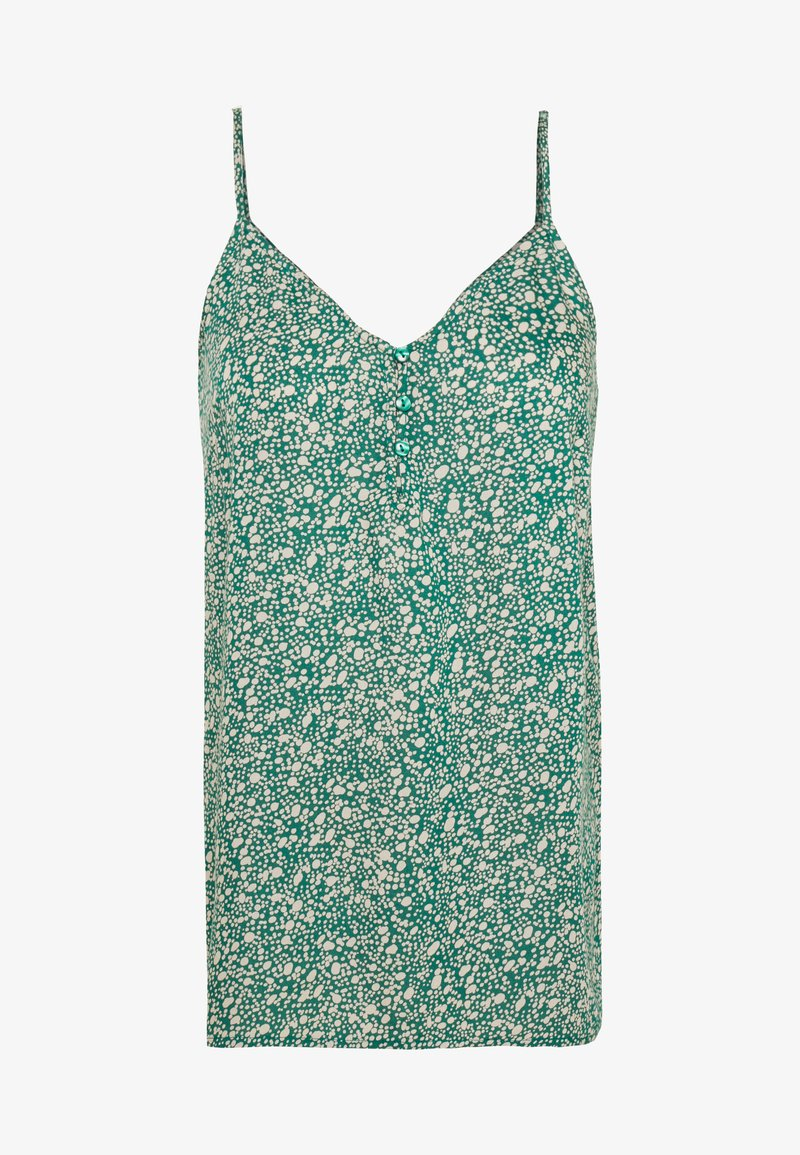 PIECES Tall - PCNYA SLIP - Topper - verdant green