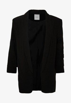 PCBOSS - Krátký kabát - black