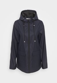 PIECES Tall - PCRARNA RAIN JACKET - Parka - night sky - 4