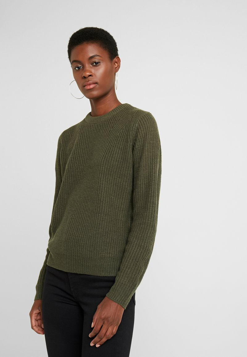 PIECES Tall - PCEMIRA - Pullover - forest night