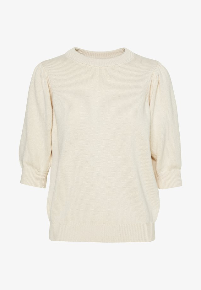 PCMASCHA  - T-Shirt print - whitecap gray