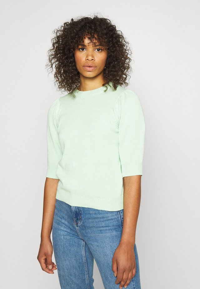 PCMASCHA  - T-Shirt print - pastel green