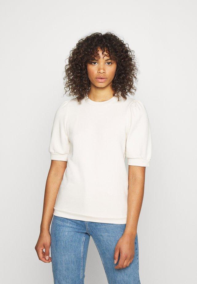 PCMESA  - T-Shirt basic - whitecap gray