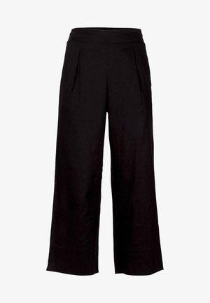 LOUNGE - Pantalones - dark brown