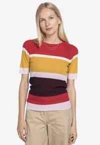 Pierre Robert - T-shirt imprimé - multicolor - 0