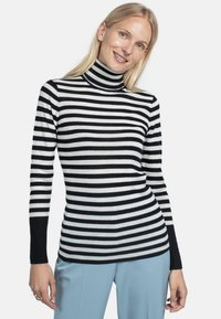 Pierre Robert - Pullover - black/white - 0