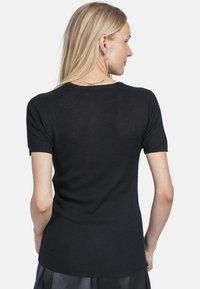 Pierre Robert - T-shirt basique - black - 2