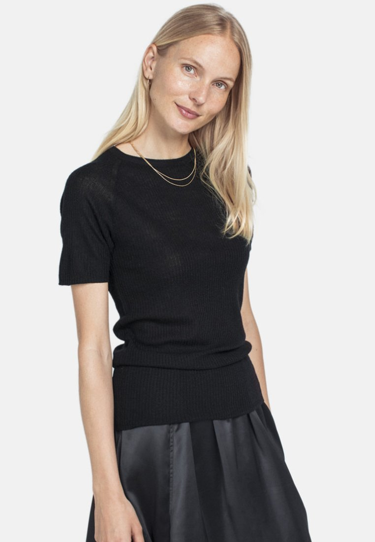 Pierre Robert - T-shirt basique - black