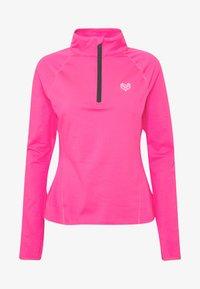Pink Soda - ENCINO TOP - Sweatshirt - knockout pink - 4