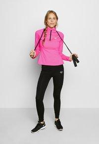 Pink Soda - ENCINO TOP - Sweatshirt - knockout pink - 1