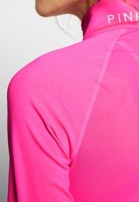 Pink Soda - ENCINO TOP - Sweatshirt - knockout pink - 5