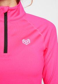 Pink Soda - ENCINO TOP - Sweatshirt - knockout pink - 3