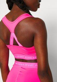 Pink Soda - MALIBU CYCLE - Tights - knockout pink - 3