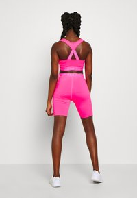 Pink Soda - MALIBU CYCLE - Tights - knockout pink - 2